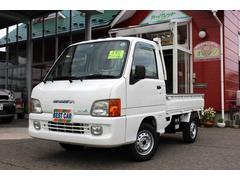 サンバートラックTC 4WD JA仕様 エアコン付