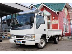 エルフトラック4WD ウイング式幌 ルーフキャリア 1.5t積載