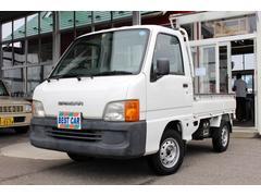 サンバートラックTB 4WD 運転席エアバック エクストラローギア