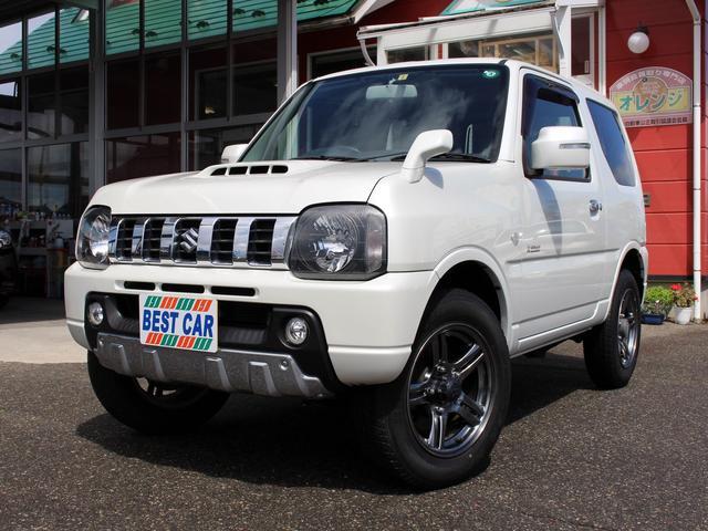 スズキ クロスアドベンチャー 4WD ナビ 地デジTV CD DVD