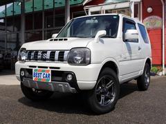 ジムニークロスアドベンチャー 4WD ナビ 地デジTV CD DVD