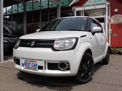 イグニスハイブリッドMX 4WD ブレーキサポート 全方位モニター Bluetooth対応ナビ 地デジTV キーフリー アイドリングストップ シートヒーター サイドエアバッグ