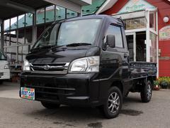 ハイゼットトラックエアコン・パワステスペシャルVS 4WD メッキグリル 作業灯 アオリゴムガード ゲートチェーン 荷台マット 12インチアルミホイル 切替式4WD