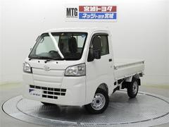ハイゼットトラックスタンダード 4WD 5MT エアコン シングルエアバック