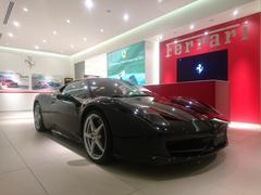 フェラーリ 458イタリアD車 F1 DCT