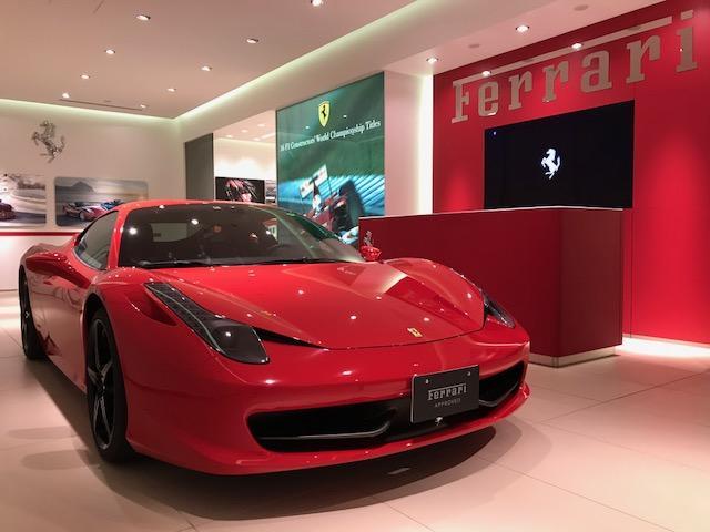 フェラーリ D車 20インチスポーツホイール フロントリフトシステム