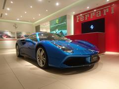 フェラーリ 488スパイダーD車 特別色 カーボンパーツ多数 OP総額890万円