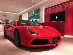 フェラーリ 488スパイダーD車 弊社試乗車 20インチ鍛造ホイール フロントリフト