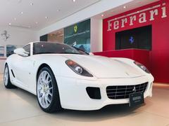 フェラーリ 599D車 デイトナカーボン電動シート カーボンドライバーズゾーン