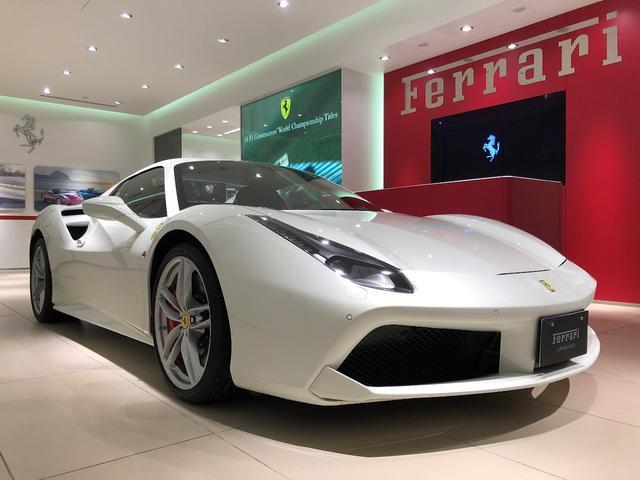 フェラーリ D車 フロントリフトシステム 20インチ鍛造ホイール