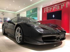 フェラーリ 458イタリアD車 20インチ鍛造スポーツホイール バックカメラ