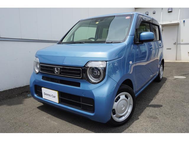ホンダ N-WGN Lホンダセンシング 当社デモカー ナビTV シートヒーター