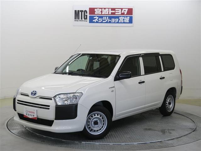 トヨタ サクシード ハイブリッドU ナビ フルセグ バックモニター ETC