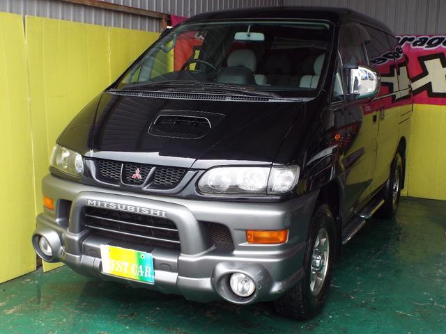三菱 シャモニー 4WD ハイルーフ 寒冷地仕様 1オーナー