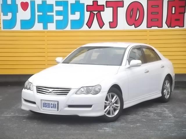 トヨタ 250G 純正HDDナビ ETC パワーシート