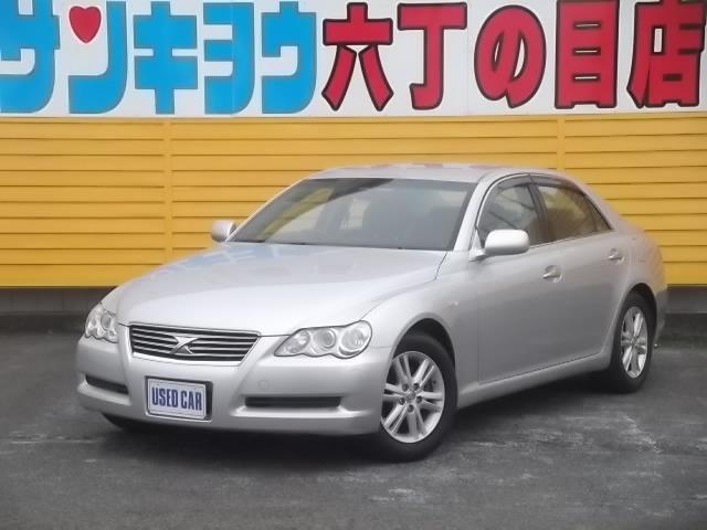 トヨタ 250G 純正DVDナビ バックカメラ パワーシート