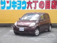 パッソX イロドリ 純正DVDナビ ワンオーナー