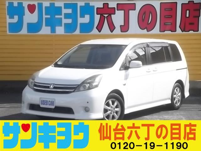 トヨタ プラタナ 純正DVDナビ バックカメラ ETC