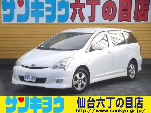 トヨタ X エアロスポーツパッケージ 純正HDDナビ フルセグTV