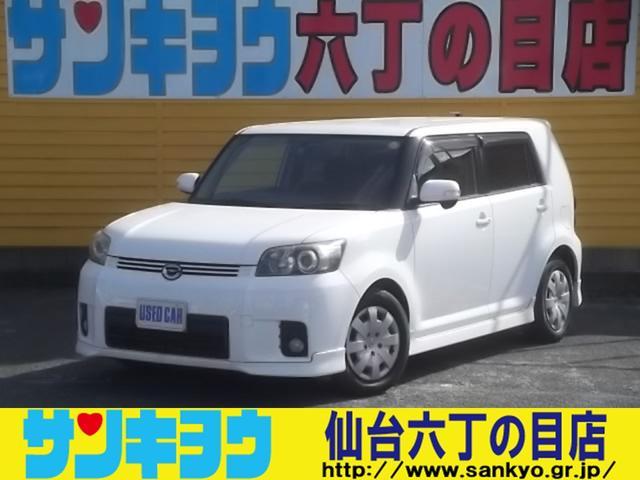 トヨタ 1.5G エアロツアラー スマートキー ETC