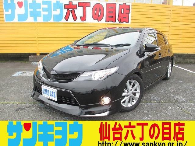 トヨタ オーリス 180G Sパッケージ