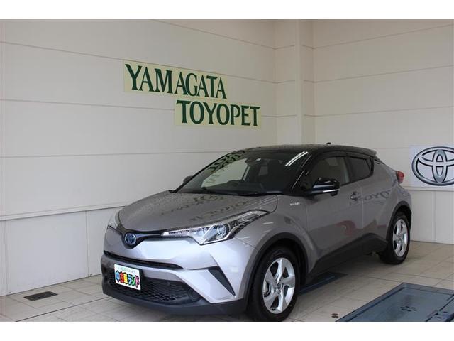 「トヨタ」「C-HR」「SUV・クロカン」「山形県」の中古車
