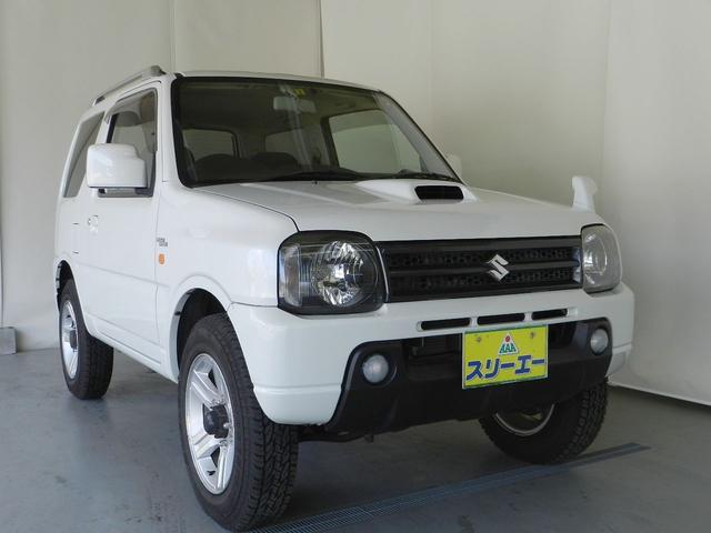 スズキ ワイルドウインド 4WD マニュアル5速 ETC