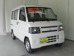 ミニキャブバンCD ハイルーフ 4WD マニュアル5速