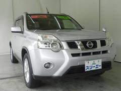 エクストレイル20X 4WD 純正ナビ ワンセグTV