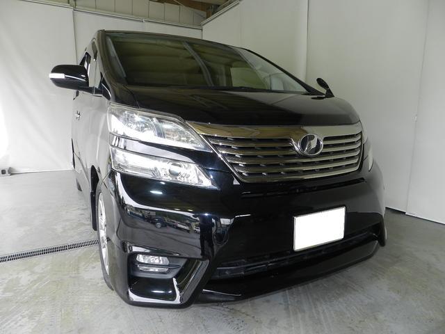 トヨタ 2.4Z プラチナセレクションII 4WD 7人乗