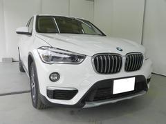 BMW X1sDrive 18i xライン 純正ナビ Bカメラ ETC