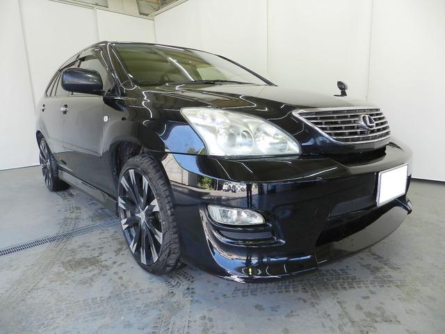 トヨタ 240G Lパッケージ 4WD ワンオーナー 純正ナビ