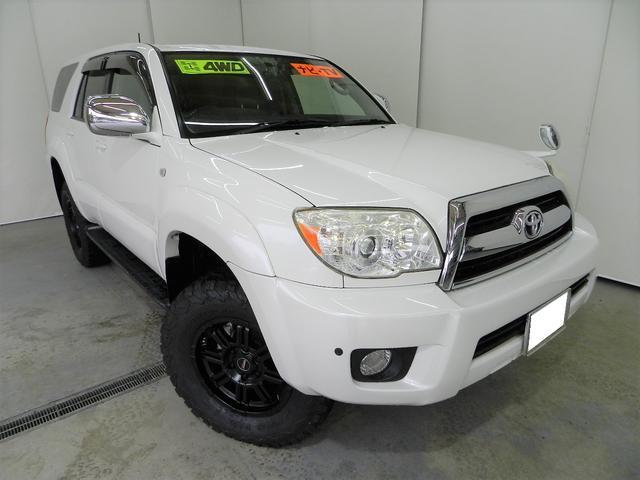 SSR-X 切替4WD リフトアップ車 サンルーフ 社外ナビ(1枚目)