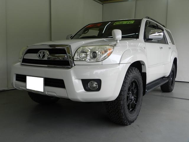 トヨタ SSR-Xリミテッド 切替4WD 社外ナビ フルセグTV