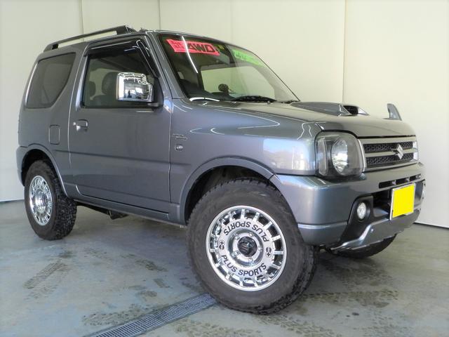 スズキ ワイルドウインド 4WD 社外SDナビ BL再生 ETC