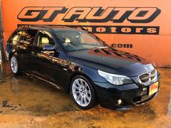 BMW525iツーリング Mスポーツ ナビ TV サンルーフ