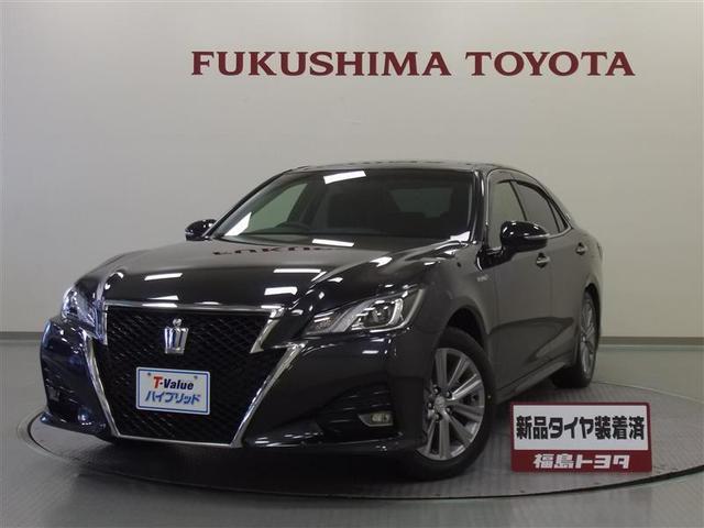 トヨタ アスリートS Four 4WD バックモニター メモリーナビ