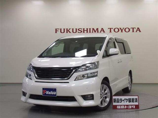 トヨタ 2.4Z プラチナムセレクション 4WD バックモニター