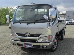 ダイナトラックSTD フルジャストロー 4WD CDチューナー キーレス
