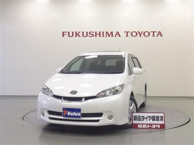 「トヨタ」「ウィッシュ」「ミニバン・ワンボックス」「福島県」の中古車