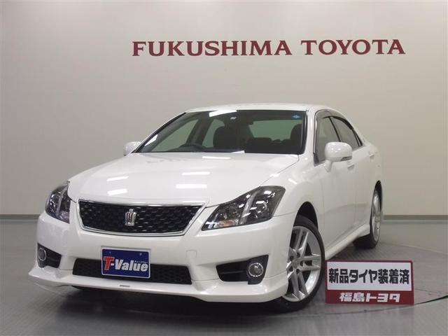 トヨタ アスリートi-Four アニバーサリー 4WD HDDナビ