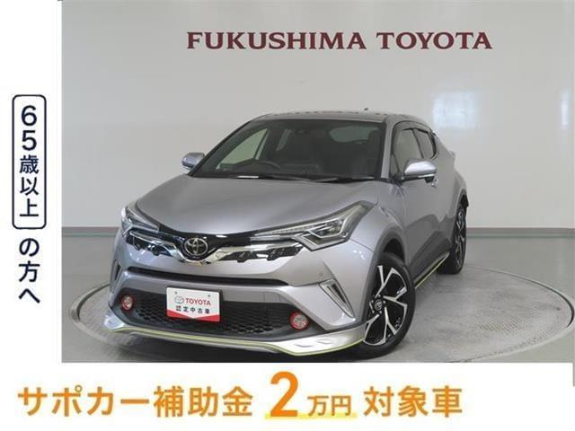 C−HR(トヨタ) G−T LEDエディション 中古車画像
