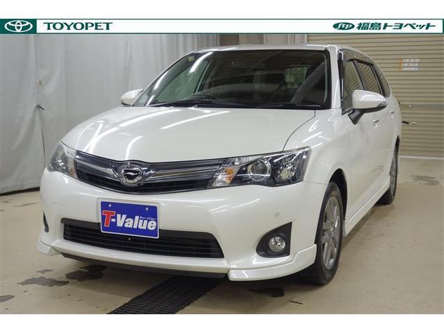 トヨタ 1.5G エアロツアラー・ダブルバイビー HDDナビ