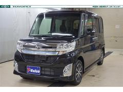 タントカスタムX トップエディションSAII 4WD メモリーナビ