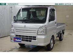 キャリイトラックKCエアコン・パワステ 4WD 5MT エアバック ABS