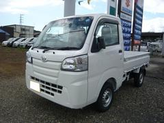 ハイゼットトラックスタンダード 4WD エアコン パワステ 自動ブレーキ