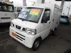 クリッパートラック冷蔵冷凍車−5℃設定
