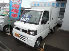 クリッパートラック冷蔵冷凍車4WD−5℃設定