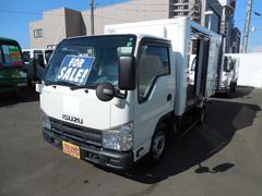 エルフトラック冷蔵冷凍車1.5tディーゼル