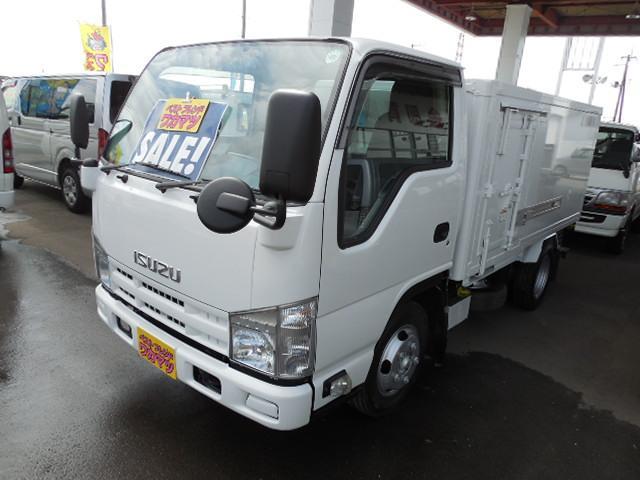 いすゞ 2tディーゼル冷蔵冷凍車-30℃設定